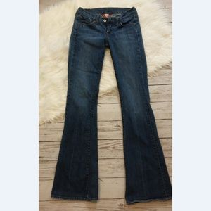Lucky Brand Zoe Long Inseam Jeans Size 0/25